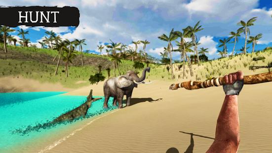 بازی اندروید جزیره بقاء - تکامل - Survival Island: Evolve