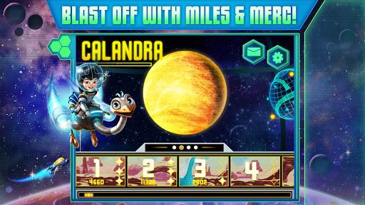بازی اندروید مایل از زمین فردا - Miles From Tomorrowland