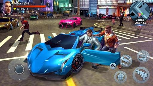 بازی اندروید گانگستر سارق خودرو - Auto Theft Gangsters