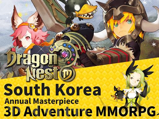 بازی اندروید آشیانه اژدها - Dragon Nest M