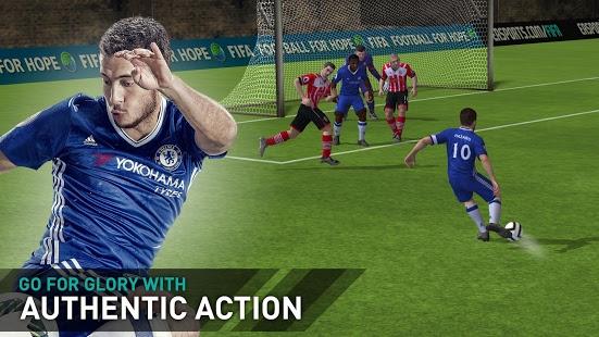 بازی اندروید فیفا موبایل ساکر - FIFA Mobile Soccer