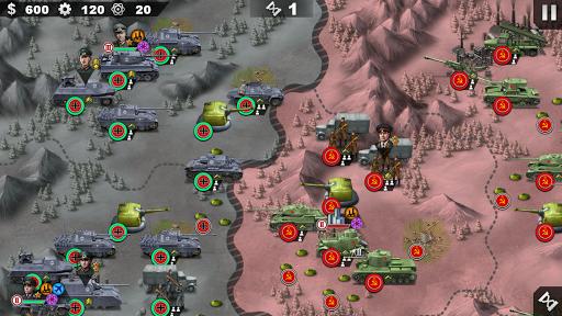 بازی اندروید تسخیر 4 جهان - World Conqueror 4