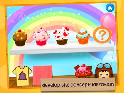 بازی اندروید آموزش کودکان - Toddler & Baby Games
