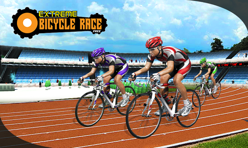 بازی اندروید مسابقه دوچرخه سواری - BMX Extreme Bicycle Race