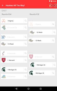بازی اندروید ترنمنت رقابت - ESPN Tournament Challenge