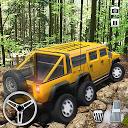 بازی کامیون های آفرود - تایرهای بزرگ