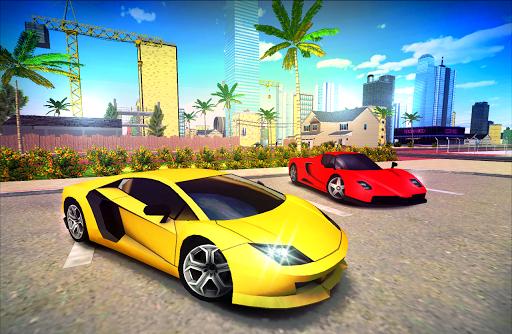 بازی اندروید برو به رانندگی انومبیل - Go To Car Driving