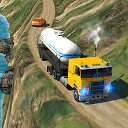 شبیه ساز کامیون تانکر نفت در کوه ها