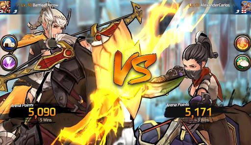 بازی اندروید نبرد تیر کمان - Battle of Arrow