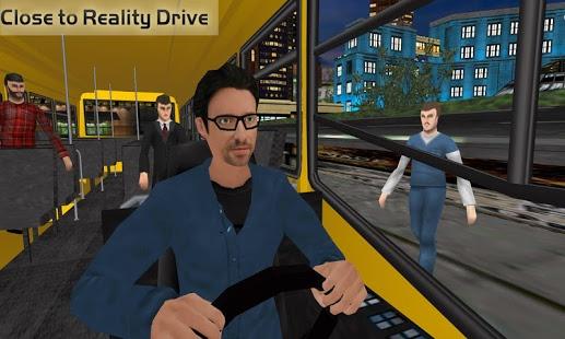 بازی اندروید شبیه ساز اتوبوس شهر مدرن - Bus Simulator Modern City