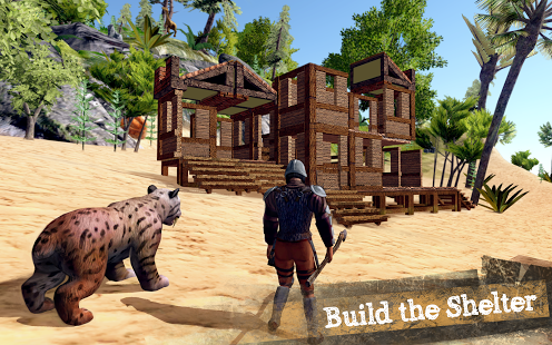 بازی اندروید صندوقچه مهارت - دایناسورها - The Ark of Craft: Dinosaurs