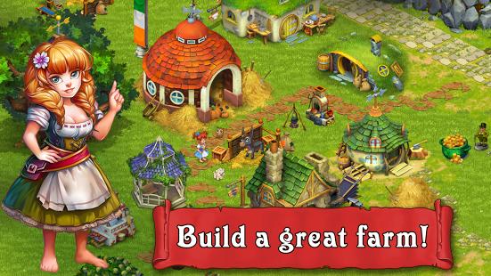بازی اندروید مزرعه داری - Farmdale