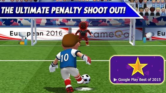 بازی اندروید شوت دیدنی - Perfect Kick