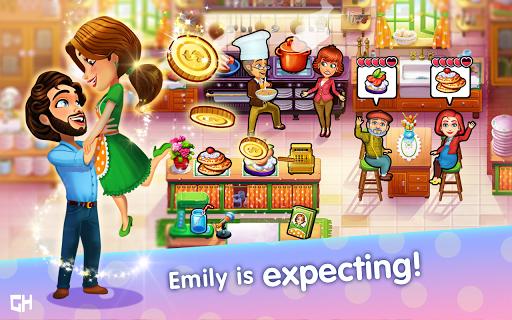 بازی اندروید معجزه زندگی  امیلی  - Delicious - Emily's Miracle of Life