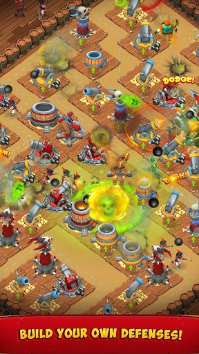 بازی اندروید صحنه بقاء - Survival Arena