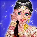 بازی تزیین عروس زیبای هند