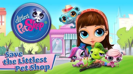 بازی اندروید فروشگاه حیوانات کوچولو - Littlest Pet Shop