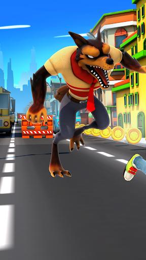 بازی اندروید دونده بزرگ شهر - Big City Runner 3D