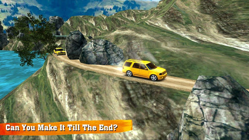 بازی اندروید رانندگی ماشین آفرود - Offroad Car Drive