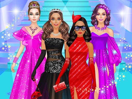 بازی اندروید آرایش سوپر استارها - شو لباس - Catwalk Superstars - Fashion Show Makeover