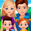 بازی انتخاب لباس خانواده