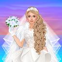 بازی عروسی میلیونر - لباس عروس خوش شانس