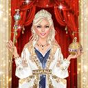 بازی سالن لباس سلطنتی - ملکه مد سالن