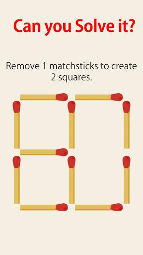 بازی اندروید پازل چوب کبریت - MATCHSTICK - matchstick puzzle game