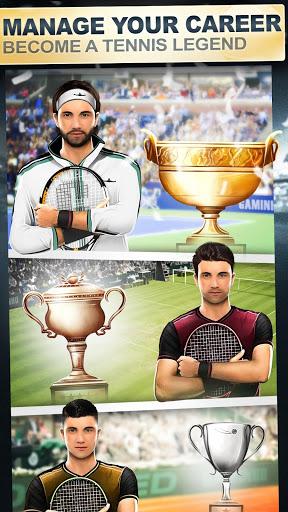 بازی اندروید مدیر باشگاه تنیس - TOP SEED Tennis: Sports Management Simulation Game