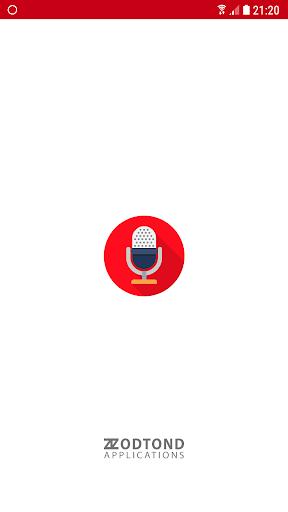 نرم افزار اندروید ضبط صدا و مکالمه - Voice Recorder