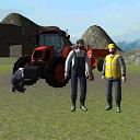 کشاورزی سه بعدی-رانندگی تراکتور