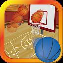 پرش توپ بسکتبال