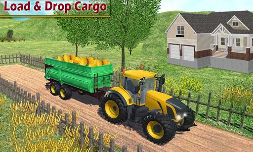 بازی اندروید کشاورز راننده  - Farming Simulator Drive 3D