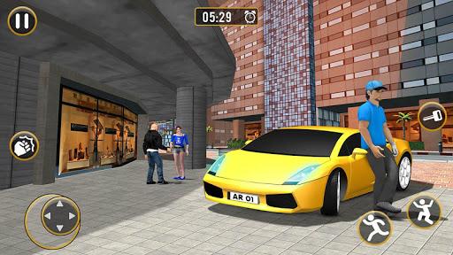 بازی اندروید رانندگی گانگستر - Gangster Driving: City Car Simulator Game