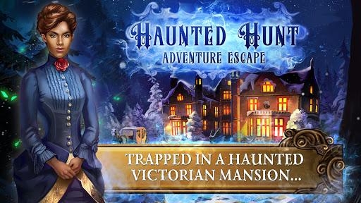بازی اندروید ماجراجویی فرار - شکار خالی از سکنه - Adventure Escape: Haunted Hunt
