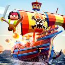کد دزدان دریایی - جنگ سر به سر در دریا