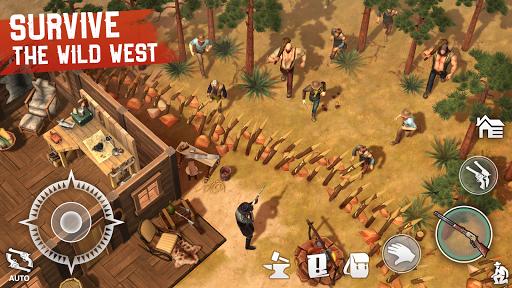 بازی اندروید بقا در سرزمین غرب - Westland Survival
