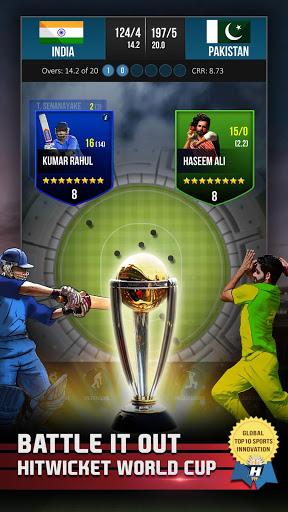 بازی اندروید مدیریت آنلاین باشگاه کریکت - Hitwicket™ T20 Cricket Game 2018