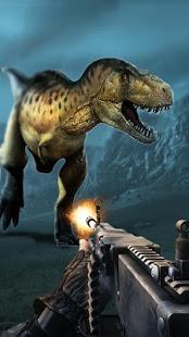 بازی اندروید شکار دایناسور جنگلی - Safari Dino Hunter 3D