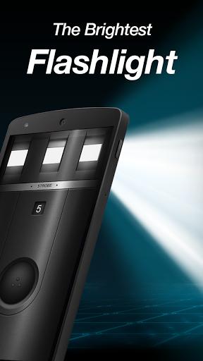 نرم افزار اندروید روشن ترین چراغ قوه - Brightest LED Flashlight