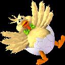 مرغ مهاجم 4 - عید پاک