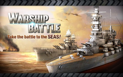 بازی اندروید ناو جنگی در جنگ جهانی دوم - WARSHIP BATTLE:3D World War II