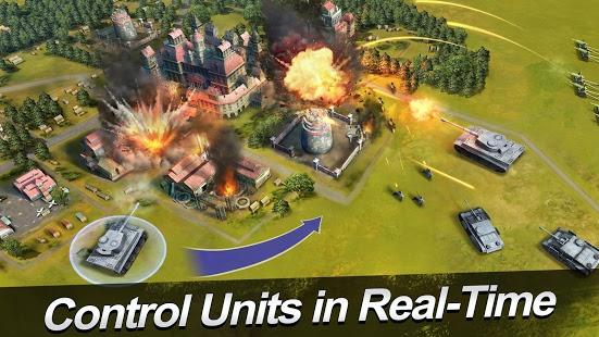بازی اندروید جنگ جهانی - World Warfare