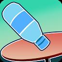 تلنگر بطری آب