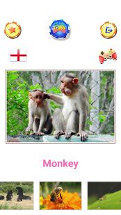 نرم افزار اندروید صدای حیوانات - Animal sounds - App for kids