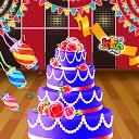 بازی پخت کیک جشن تولد