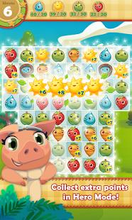 بازی اندروید حماسه قهرمانان مزرعه - Farm Heroes Saga