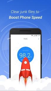 نرم افزار اندروید پاک کننده - افزایش سرعت موبایل - Purify – Power Speed Boost Ram