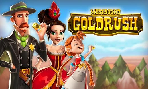 بازی اندروید جویبار طلا در غرب وحشی - Westbound: Gold Rush