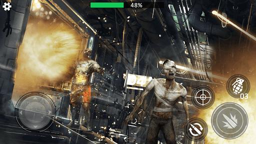 بازی اندروید آخرین شکارچی زامبی - Last Saver: Zombie Hunter Master